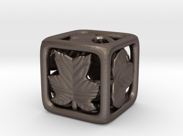 Leaves Die 3d printed