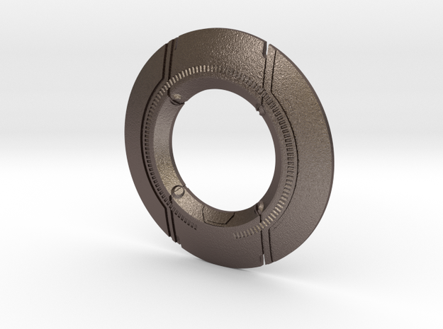 TRON: Legacy Identity Disk 3d printed