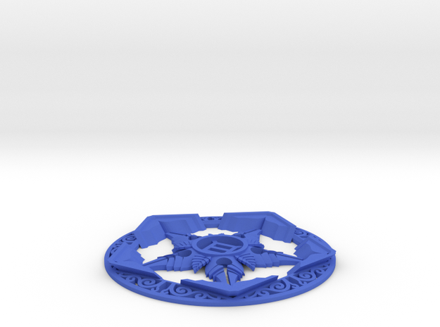 Riven Pentacle 3d printed