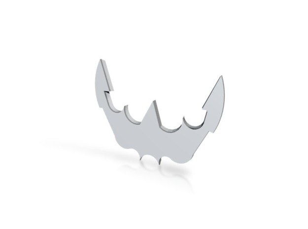 bat small 3d printed