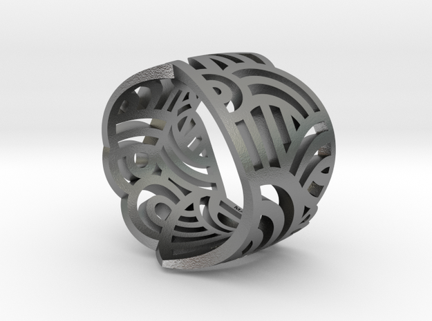 Vase Ring 7US 3d printed