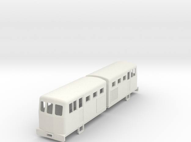 009 double diesel loco to fit short bogie chassis 3d printed