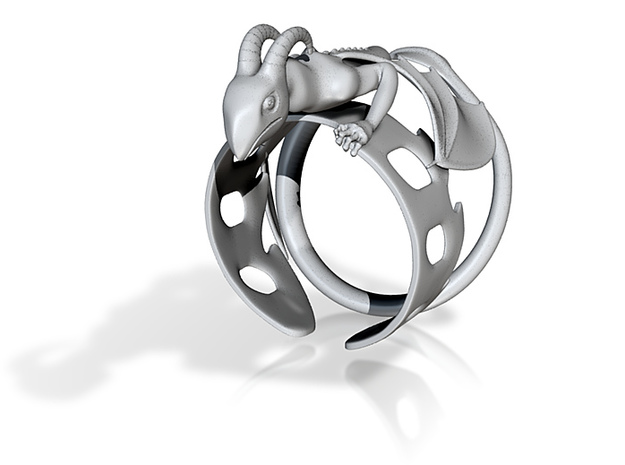 the Koh-Saah ring 3d printed