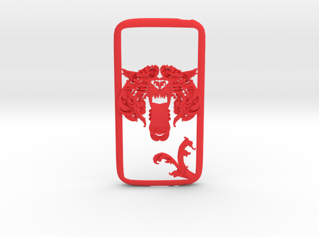 FLYHIGH: Tory Tiger Galaxy S4 Case 3d printed