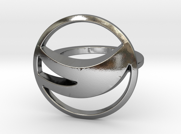 Globemed Ring, Original 3d printed