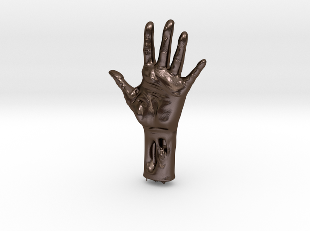 Ghoul Hand 3d printed