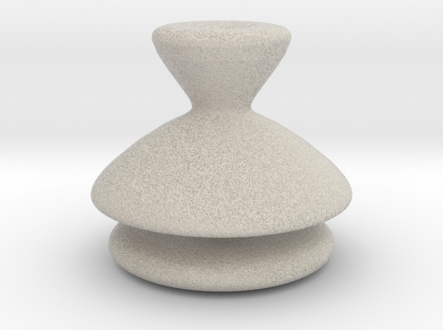 Chess piece 3d printed