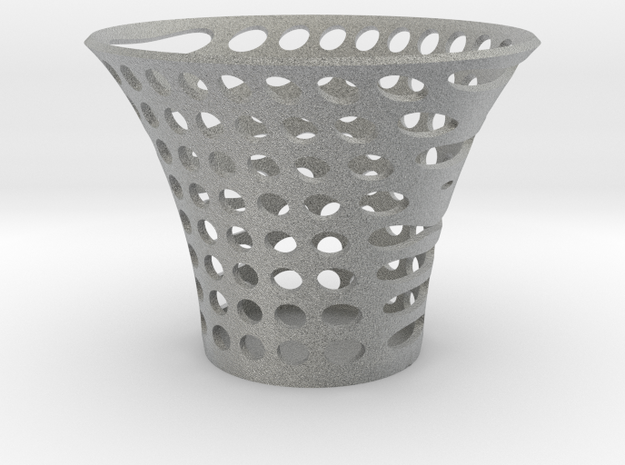 Tealight Candle Holder 3d printed