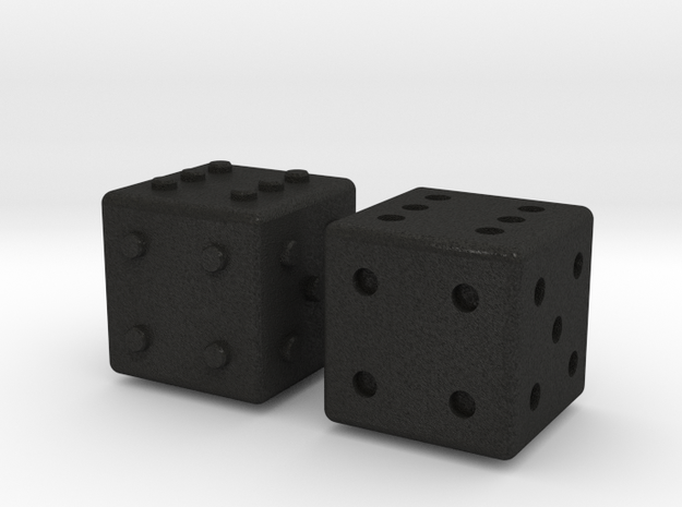 Lego Dice 3d printed