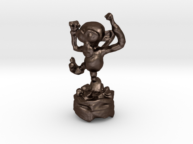 Statue 3D Scan 3d printed