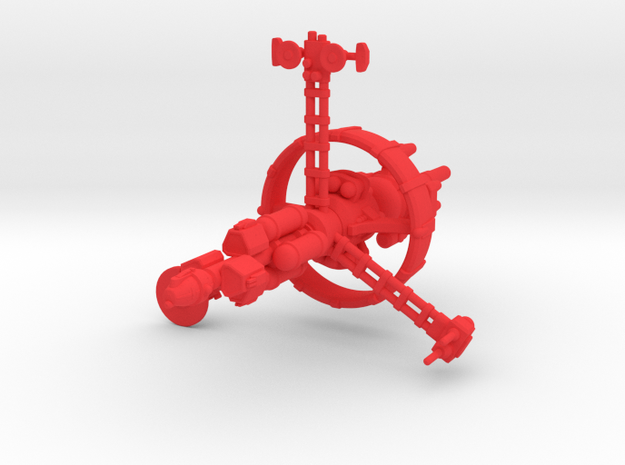 Belter Scout 3d printed