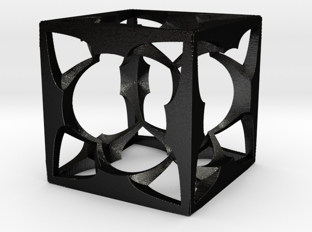 Menger Cube small 30mm 3d printed