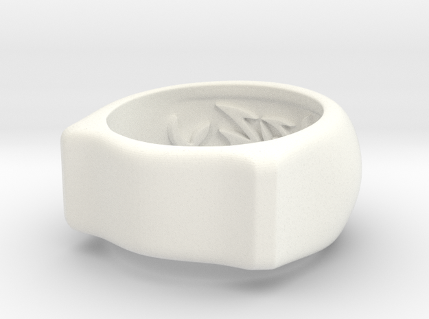 Dreams ring 3d printed