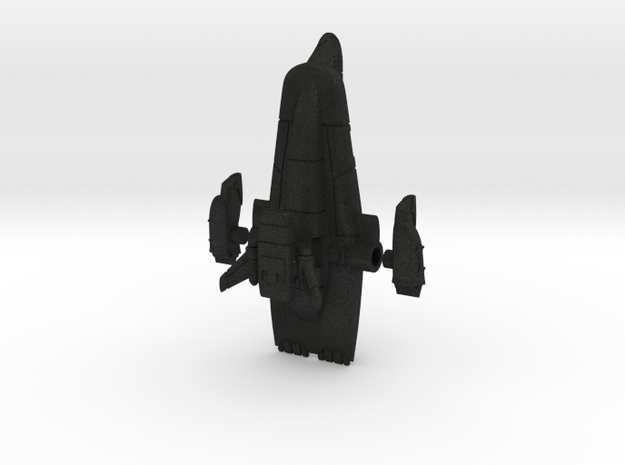 Starlord Liner + cargo pod 3d printed