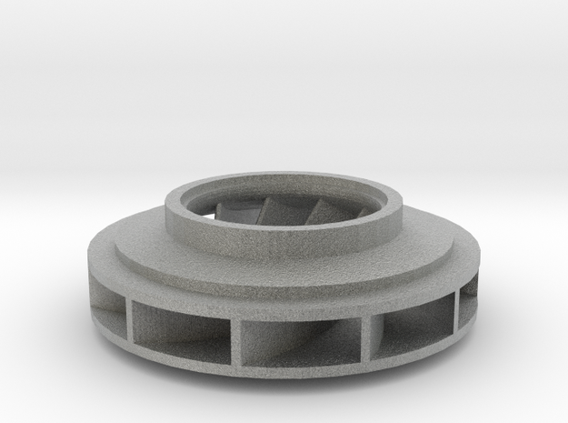 IMPELLER_update 3d printed