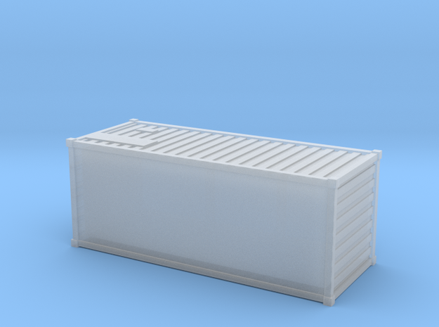 Container (N scale) 3d printed