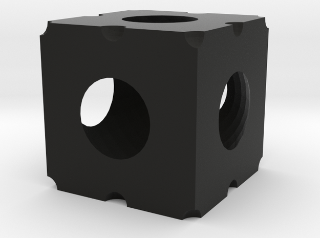 cubeish 3d printed