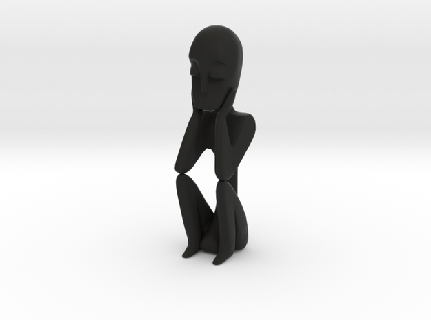 Thinker 3d printed
