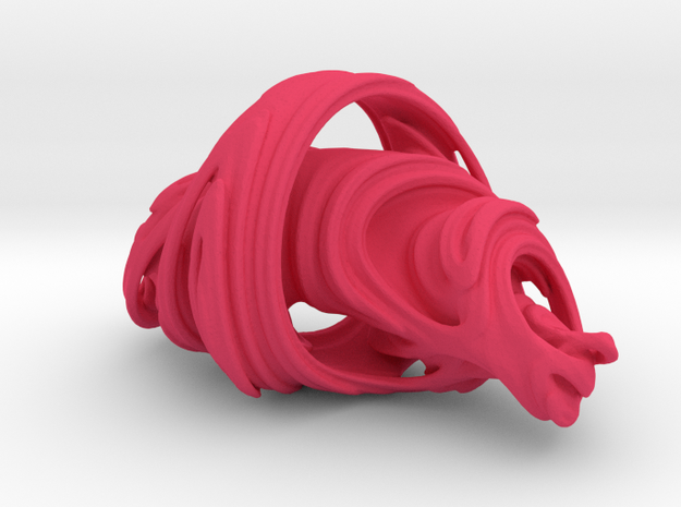Julia Set Sculpture 3d printed