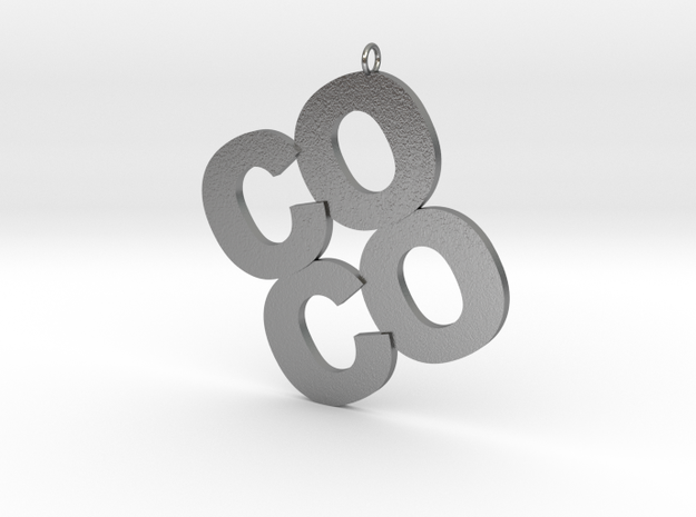 COCO 3d printed