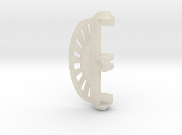 Universal Ring Dial 2 (Slider part) 3d printed