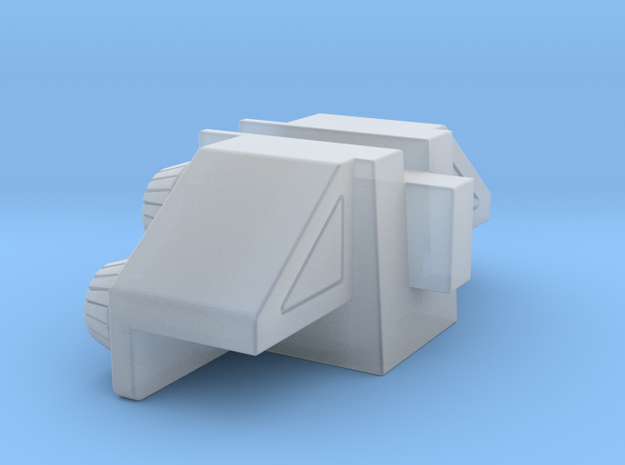Superion Filler 4 3d printed