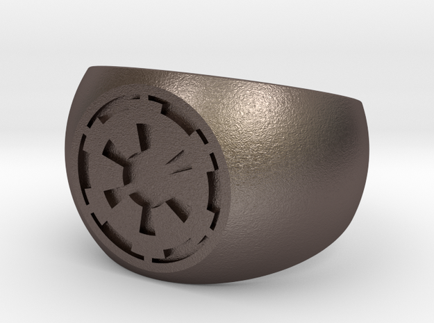 sw imperial cog ring 3d printed