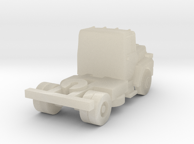 Mack Semi Truck 2 - Z scale 3d printed