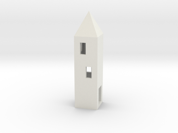 Olargues 3d printed