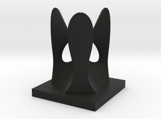 [13] 4 - A1 Type Singularities 3d printed