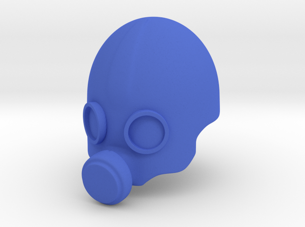 PA Gas Mask 3d printed
