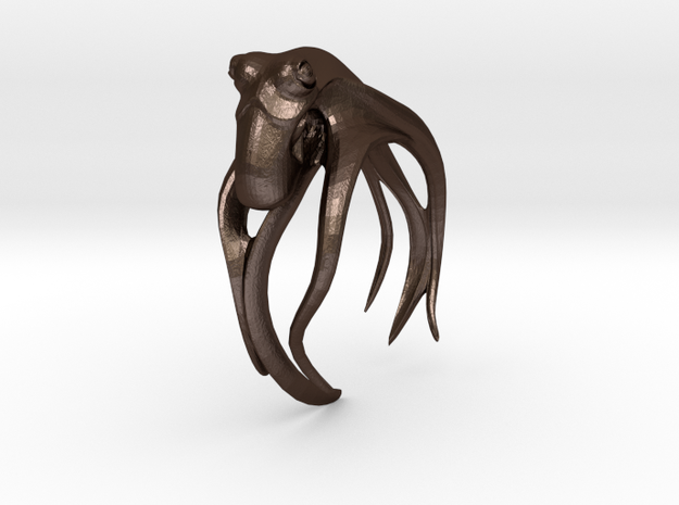 Octo, No.1 3d printed