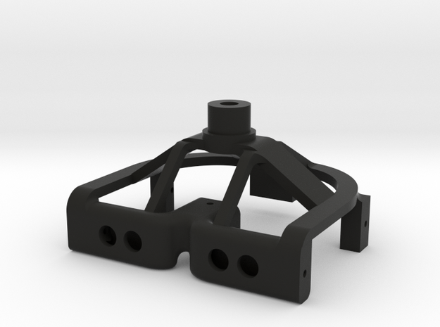servoframe (3-axis camera gimbal for GoPro) 3d printed