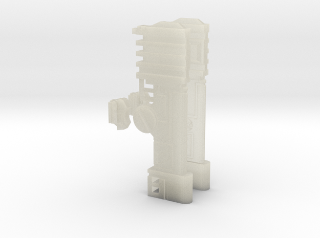 Twin Rail Cannons 3d printed
