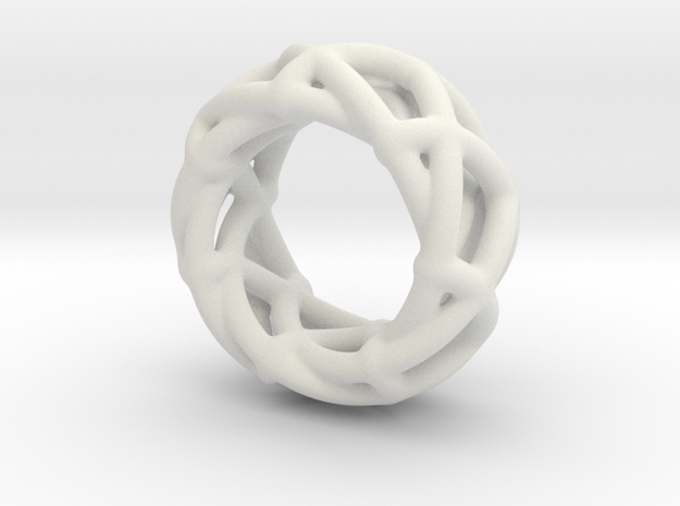 Spirograph Ring 3d printed
