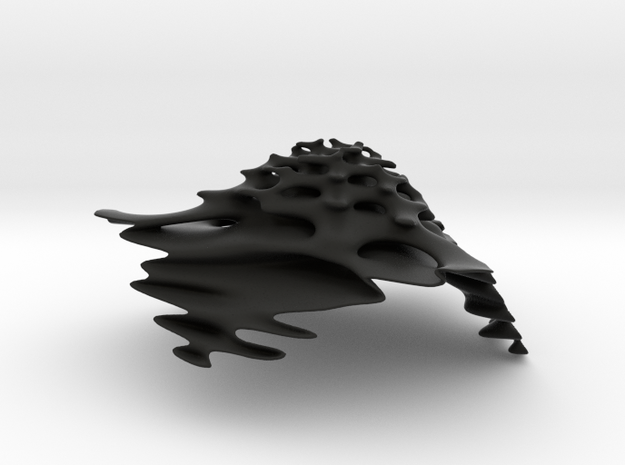 Implicit Surface B 3d printed