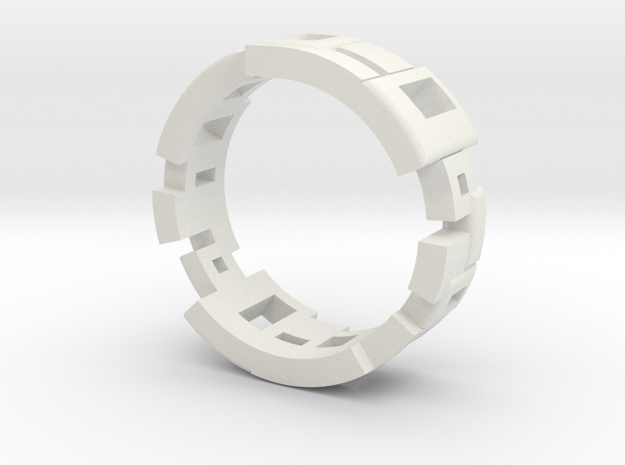 Boxring Size 4.5 3d printed