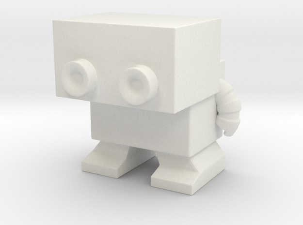 Lost in computation 3d printed