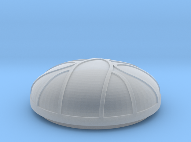 Gothic Bubble Canopy 3d printed Render