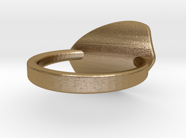Jasmine Ring Size 5.5 3d printed