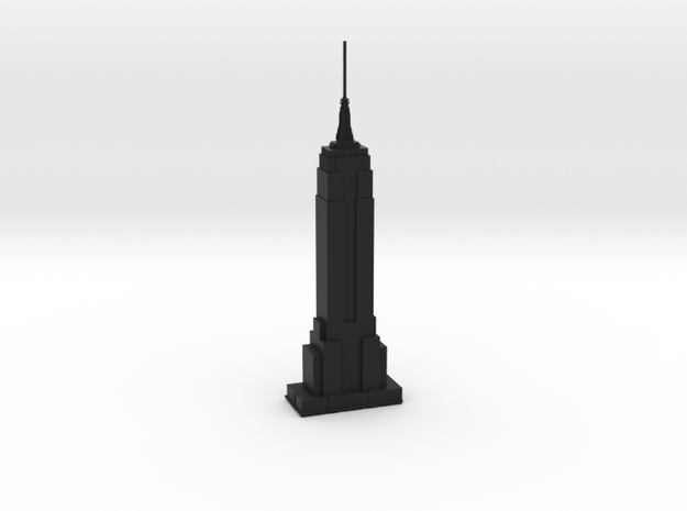 Empire State 3d printed