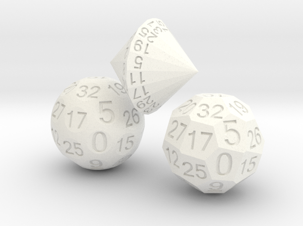 D100 Bell Pack 3d printed