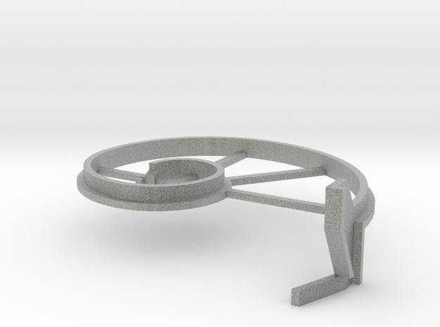 mold part, bottom, vehicle spring 3d printed