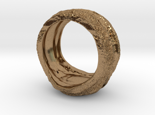 Dragon Hunter's Ring (Pick your size!) 3d printed
