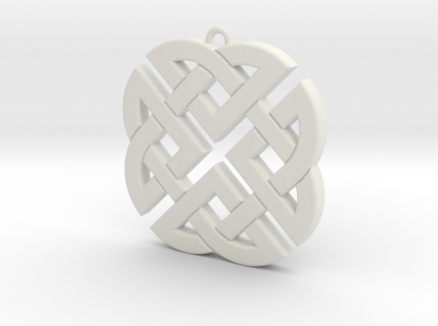 Celtic Knot 1 3d printed