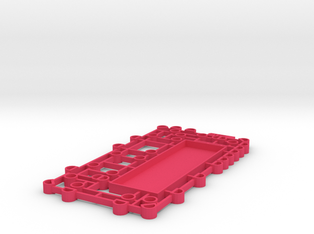 IPHONE 4S SCREW ORGANISER 3d printed