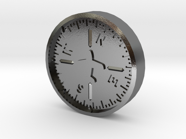 Aviation Button - Heading Indicator 3d printed