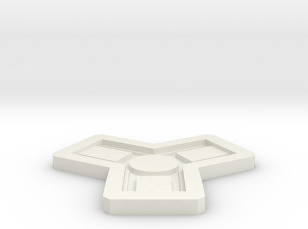 Catan Mold 3d printed