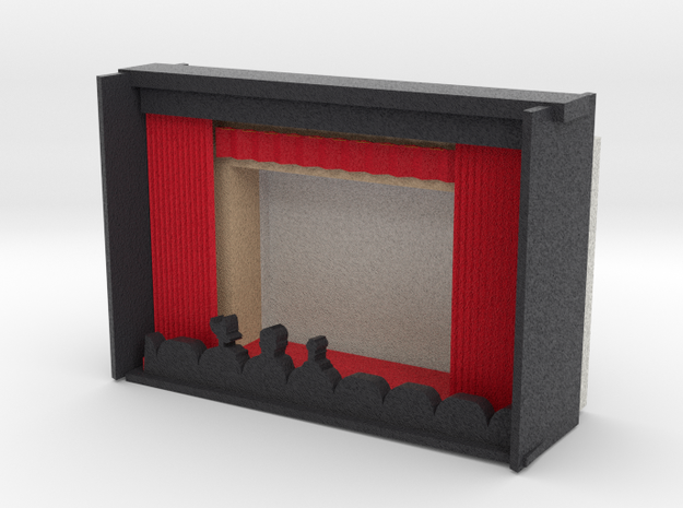 Mystery Science Movie Theatre Iphone Theater 3d printed