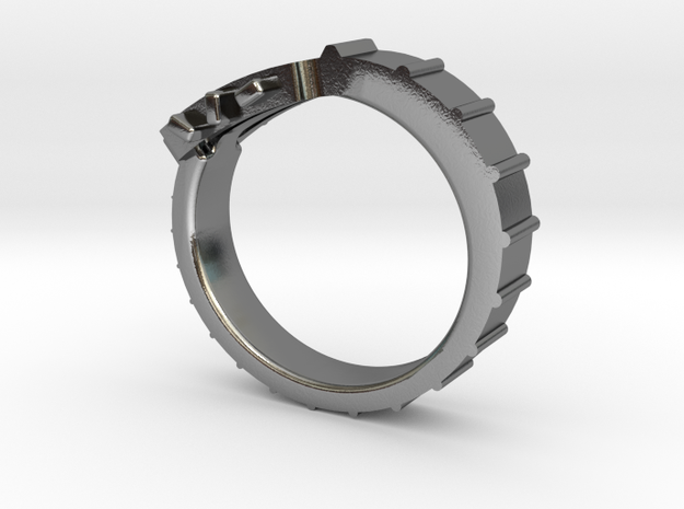 Guitar ring 3d printed